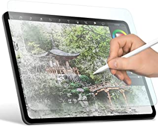 Elecom 宜丽客 iPad Air 10.9英寸(*4代/2020年型号)/相纸/肯特纸类型/防反射 TB-A20MFLAPLL