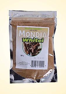MONDIA WHITEI 白姜粉,纯*,自然晒干 50克