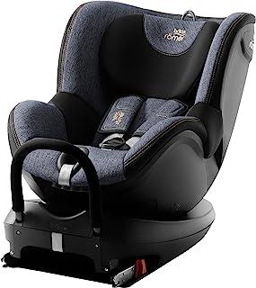 Britax 宝得适 Römer汽车安全座椅DUALFIX 2 R,可旋转,ISOFIX,Group 0 + / 1(刚出生婴儿-18公斤),0至4岁,蓝色大理石