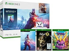 Xbox One S Parent + Spyro + Fallout 76