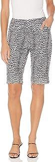 SLIM-SATION 女士休闲短裤
