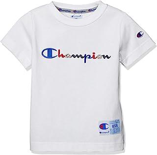 Champion(チャンピオン) 男童运动风T恤 CS6513