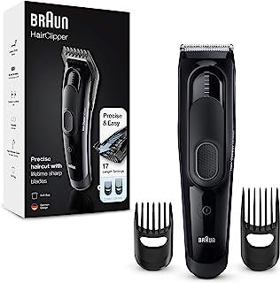 Braun 博朗 理发器 HC5050 U17种长度设置,出色的理发体验
