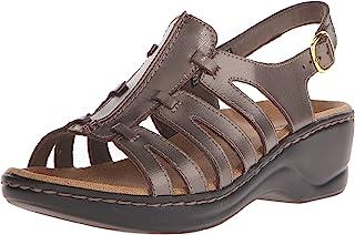 Clarks 女式 Lexi Marigold Q 凉鞋