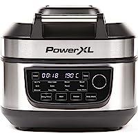 Power XL 烧烤空气炸锅组合