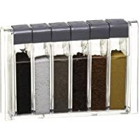 Spice 调味罐、盐和胡椒调味罐、塑料香料分配器、盐调味罐、调味品套装
