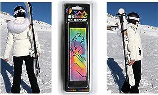 Skiweb 滑雪背带 - 免提竖过肩滑雪背带手提包*设计