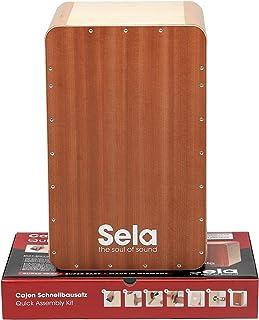 Sela Cajon 快速套装 SE 037 名贵单板演奏表面 未上漆