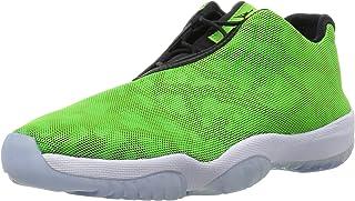Nike 耐克 JORDAN 男式 AIR JORDAN FUTURE 低 302-green Pulse Black White Vert Pulise 10.5 D(M) US