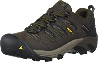 KEEN Utility 男士 San Jose 6 英寸软头工装靴建筑鞋