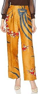 Lily Brown 大花直筒裤 LWFP205026 女士