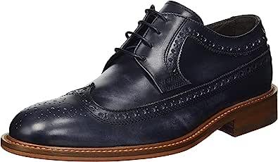 BUGATCHI 男士 Derby 牛津鞋