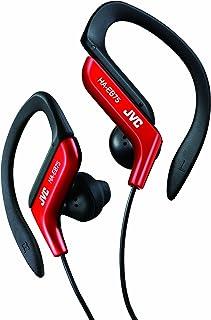 JVC HA-EB75-R 耳机 挂耳式 防滴规格 运动用 红色