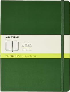 Moleskine 纸板及笔记本 Blanko X-Large Myrtengrün