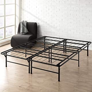 Best Price 床垫 35.56 厘米优质钢床框架/防水台床,单人床