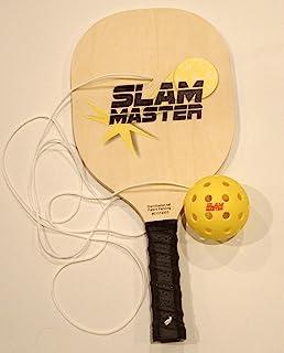 Slam Master 匹克球练习/训练球拍(木头)
