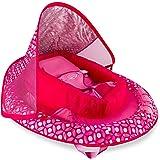 SwimWays 婴儿春天漂浮玩具 - 粉色花朵