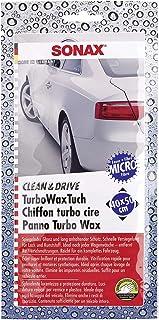 Sonax 超细纤维布 Clean & Drive Turbo 蜡布 414000
