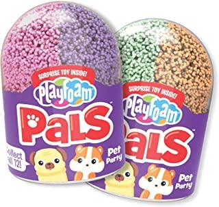 Educational Insights Playfoam Pals 宠物派对 2 件装 | *,*干燥 | 感官,塑形乐趣,艺术和工艺品适合儿童| 惊喜收藏玩具 | 适合 5 岁以上儿童