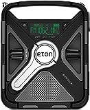 Eton Ultimate Camping Am/FM/NOAA 收音机,采用 S.A.M.E 技术,智能手机充电,蓝牙…