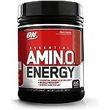 Optimum Nutrition 欧普特蒙 ESSENTIAL AMIN.O. ENERGY必需氨基酸粉,含绿茶和生咖…