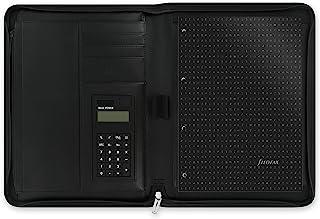 Filofax 826930 Metropol 豪华文件夹 带拉链 A4 黑色