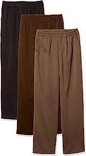 [BELNA ] 尺寸满载 混色风格 轻松 内起绒裤 3条装 下裆63cm 女士 177683