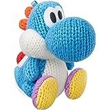 Nintendo 浅蓝色纱线 Yoshi Amiibo (Yoshi's Woolly World 系列)