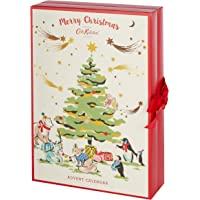 Cath Kidston 2020 圣诞*降临节日日历礼品带 24 个沐浴和身体用品