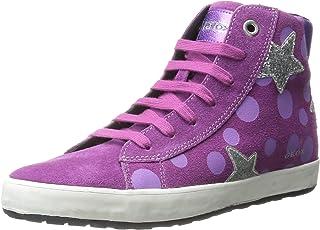 Geox J Witty 11 运动鞋(幼儿/小童/大童)