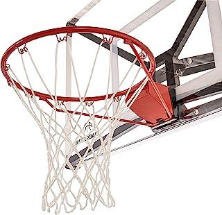 Silverback 标准分离轮辋与尼龙网兼容,Goaliath 便携式篮球篮