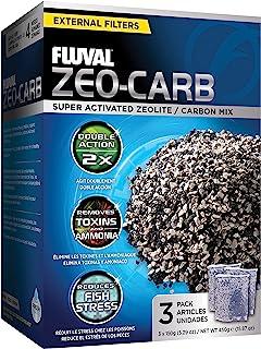 Fluval Zeo-Carb 碳和硝酸盐去除剂混合包,450克