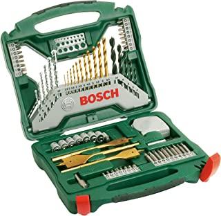 Bosch 博世 2607019329 钛合金电钻和螺丝刀套装,70件