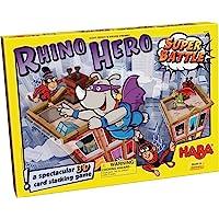 HABA 犀牛 *战斗 - Turbulent 3D 堆叠游戏乐趣,适合所有年龄