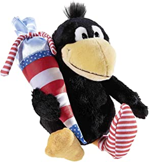 Rabe Socke 797970 织物玩具,黑色