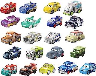 Disney/Pixar 汽车总动员迷你赛车,21 只装