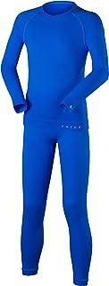 Falke 儿童长袖衬衫保暖内衣套装
