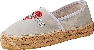 Love Moschino Ss21 女士帆布鞋