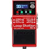 BOSS RC-5 循环站 – 先进的紧凑型循环器,具有*音质,99 个短语*,57 种节奏和 MIDI 控制支持