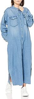 Lee 休闲礼服 LEESURE BAND COLLAR DRESS LL5006 女士