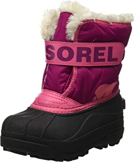 Sorel 女童雪指挥官(幼儿/小童)
