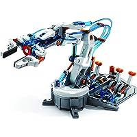 "ecobee Teach Tech 水栖机器动臂套件"",液压套件,STEM 建筑玩具,适合 10 岁以上儿童"