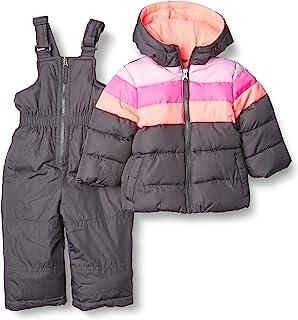 Pink Platinum 女童雪地服
