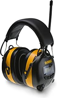 DEWALT DPG15 数字 AM/FM 听力保护器