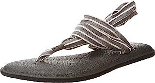 Sanuk 女士夹趾平底凉鞋