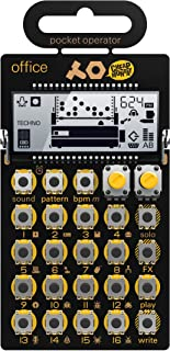 Teenage Engineering Pocket Operator系列 便携式节奏音序器 PO-24 办公室