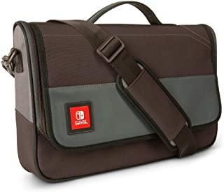 PowerA Everywhere 邮差包适用于 Nintendo Switch 或 Nintendo Switch Lite 游戏机套,配件便携包,控制台保护套 - Nintendo Switch