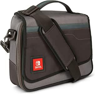 PowerA 转运包 适用于 Nintendo Switch 或 Nintendo Switch Lite 游戏盒 配件便携包 控制台保护套 - Nintendo Switch