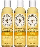 Burt's Bees 儿童洗发水,三瓶(每瓶235毫升)