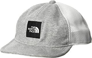 The North Face 北面 棒球帽 儿童方形商标网眼帽